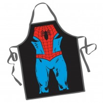 BE THE CHARACTER SPIDERMAN APRON